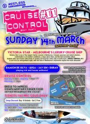 Cruise Control 11 Sunday 14th March