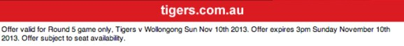 tigers.com.au