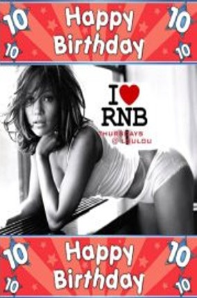 Happy Birthday 10