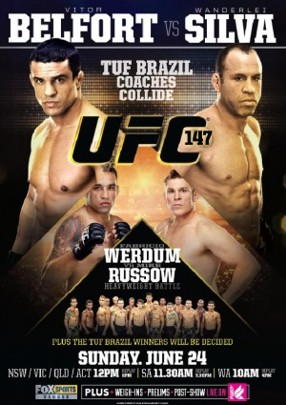 Vitor Belfort vs Wanderlei Silva