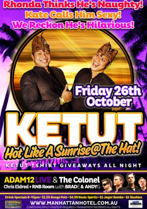 Rhonda Thinks He's Naughty!