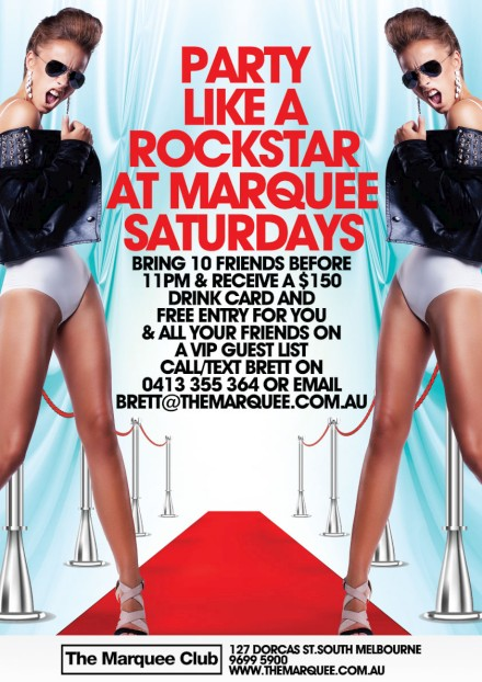 Party like a Rockstar