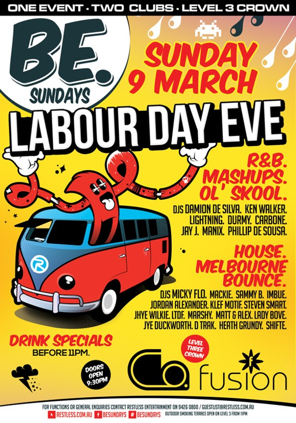 Be. Sundays