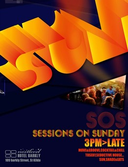 Sessions on Sunday @ Barkly, Hotel